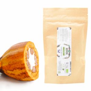 Manteca de Cacao Virgen BIO sin refinar