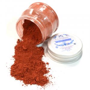 Pigmento öxido de hierro rojo