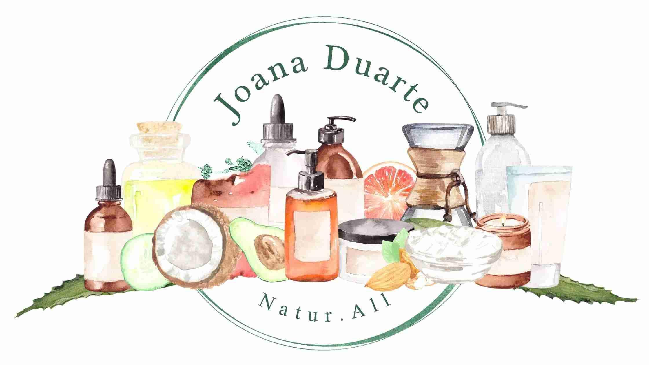 Cosmética Natural con Joana Duarte